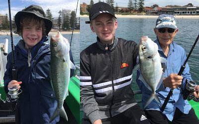 Wet Sydney Fishing