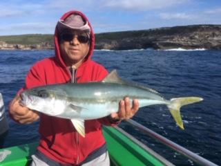 Fishing Trips this week